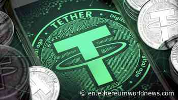 Tether's (USDT) Daily Trade Vol. Eclipses BTC's, MarketCap Hits $13b - Ethereum World News