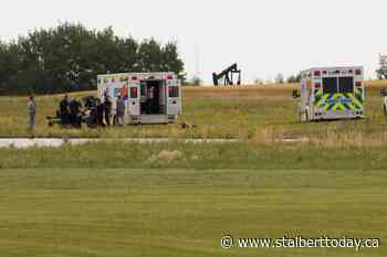 BREAKING: Man dead after skydiving accident at Westlock airport - St. Albert Today