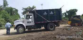 Denuncian que Interaseo recogió basuras en Zona Bananera para botarlas en Palangana - Seguimiento.co