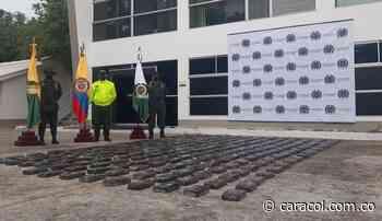 Cae cargamento de droga en la Zona Bananera del Magdalena - Caracol Radio