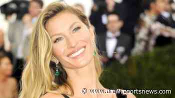 Gisele Bundchen hates going to bed wearing makeup - Drew Reports News