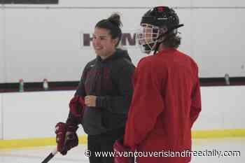 From Bamfield to Harvard and back, on skates – Vancouver Island Free Daily - vancouverislandfreedaily.com