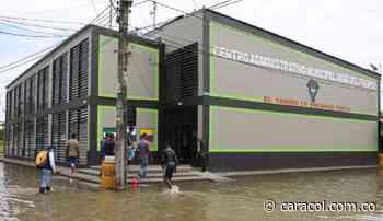 Dapard acompañará a Vigía del Fuerte en proyectos para evitar inundaciones - Caracol Radio
