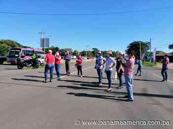 Residentes de Llano Abajo de Guararé exigen un mejor servicio de electricidad - Panamá América