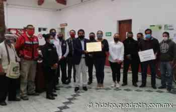 Reconocen a Mixquiahuala como municipio Promotor de la Salud - Quadratín Hidalgo
