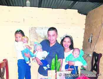 Familia con trillizos en Piendamó Cauca hace llamado a la solidaridad - Diario del Cauca