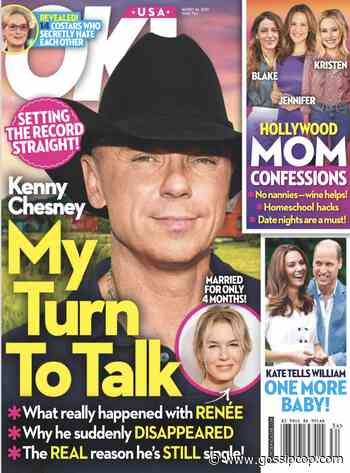 Kenny Chesney's Tell-All Interview With OK! Magazine Isn't What You Think - Gossip Cop