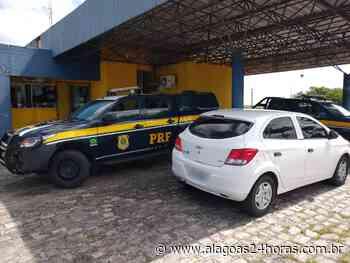 Veículo locado pela câmara de vereadores de Porto Calvo é flagrado fazendo viagem particular - Alagoas 24 Horas