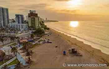 Las playas de El Murciélago, Tarqui y Santa Marianita, de Manta, se abrirán el 1 de septiembre - El Comercio (Ecuador)