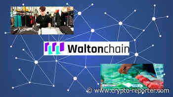 Waltonchain launches clothing and food traceability systems WTC-Garment and WTC-Food - Crypto Reporter