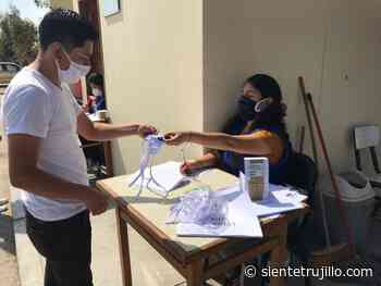 UNT entrega chips a alumnos de Santiago de Chuco, Huamachuco y Valle Jequetepeque - Siente Trujillo