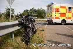 Escheburg: Verletzte Motorradfahrer nach Verkehrsunfall - RTN - News und Bilder aus dem Norden