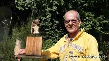 Holz ist sein Leben: Thomas Binz aus Haag fertigt besondere Kunstwerke - Nordbayern.de