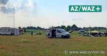 Amateurfunker veranstalten Fieldday in der Sassenburg - Wolfsburger Allgemeine