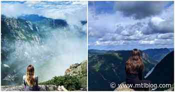 This Quebec National Park Hiking Trail Leads You Straight Into The Clouds (PHOTOS) - MTL Blog