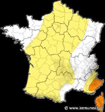 Tornade à Bresles (Oise) le 23 août 1832. Tornade EF2 dans les Hauts-de-France - Tornade F1 en France - Keraunos - Observatoire français des tornades et orages violents