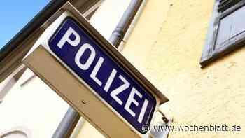 Die Polizei sucht Zeugen für Unfallflucht in Regenstauf - Wochenblatt.de