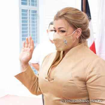 Posesionan a nueva Gobernadora de San José de Ocoa - El Nuevo Diario (República Dominicana)