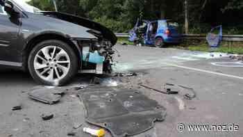 74-Jährige bei Verkehrsunfall auf der B70 bei Westoverledingen gestorben - noz.de - Neue Osnabrücker Zeitung