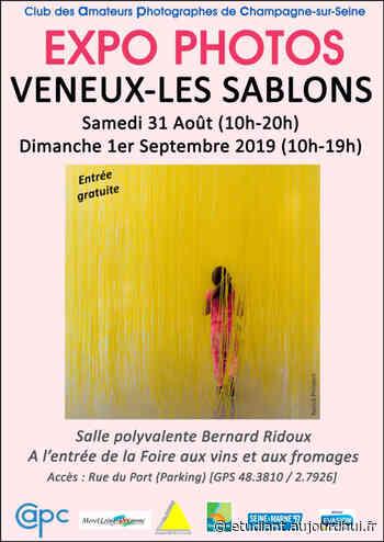 Expo Photos - Salle polyvalente rue du Port, Veneux Les Sablons, 77250 - Sortir à France - Le Parisien Etudiant