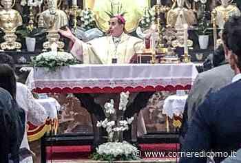 Alzate Brianza prega la Madonna di Rogoredo, messa su Etv con l'arcivescovo Delpini - Corriere di Como