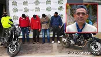 Capturaron a los presuntos asesinos del alcalde de Sutatausa, Cundinamarca [VIDEO] | HSB Noticias - hsbnoticias.com