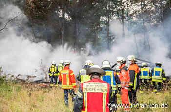 Burgthann: Scheune fällt Flammen zum Opfer - waren Brandstifter am Werk? - inFranken.de