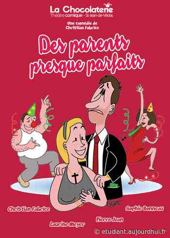 Des parents presque parfaits - Théâtre La Chocolaterie, SAINT JEAN DE VEDAS, 34430 - Sortir à France - Le Parisien Etudiant