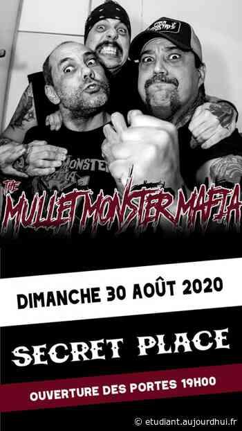 THE MULLET MONSTER MAFIA - Secret Place , Saint Jean De Vedas, 34430 - Sortir à France - Le Parisien Etudiant