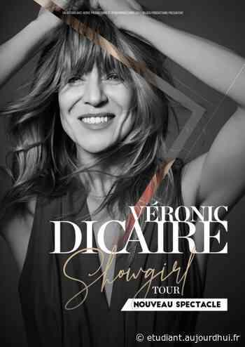 VERONIC DICAIRE - SHOWGIRL TOUR - LE ZENITH NANCY, Nancy - Maxeville, 54320 - Sortir à France - Le Parisien Etudiant