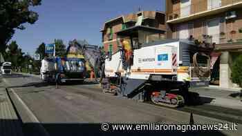Castelnuovo Rangone, lunedì 24 agosto lavori di manutenzione lungo la strada provinciale 16 - Emilia Romagna News 24