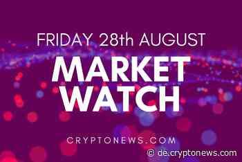 Die Entscheidung über Bitcoin steht an, XRP von Ripple verliert weiter - Cryptonews Germany