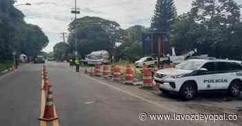 Habilitados seis puestos de control en Aguazul - Noticias de casanare - La Voz De Yopal