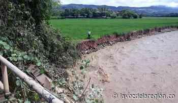 Obras de mitigación en zonas afectadas por el invierno en Yaguará - Noticias