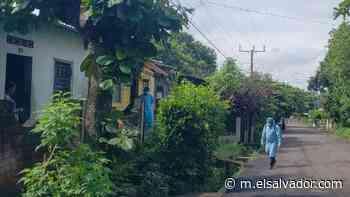 Sonzacate detecta más de 600 personas sospechosas de contagio por COVID-19 | Noticias de El Salvador - elsalvador.com