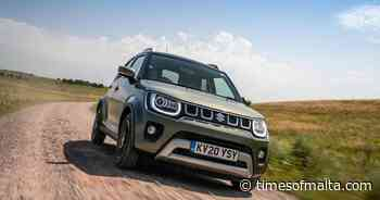 Suzuki gives Ignis Hybrid a facelift - Times of Malta