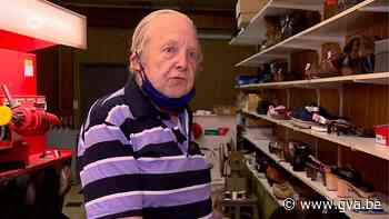 Schoenmaker Staf stopt voorgoed na 57(!) jaar (Hoboken) - Gazet van Antwerpen