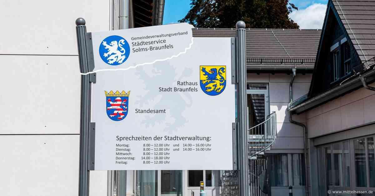 Was bleibt von der Interkommunalen Zusammenarbeit Solms-Braunfels? - Mittelhessen