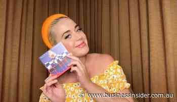 Katy Perry barely elicits any real emotion — let alone a grin — with her new album 'Smile' - Business Insider Australia