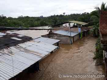 Acciones de ayuda urgente para Barbacoas, Magüí Payán y Roberto Payán afectados por desbordamiento del río Telembí - Noticias Principales de Colombia Radio Santa Fe 1070 am - Radio Santa Fe