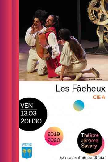 LES FACHEUX - THEATRE JEROME SAVARY, Villeneuve Les Maguelone, 34750 - Sortir à France - Le Parisien Etudiant