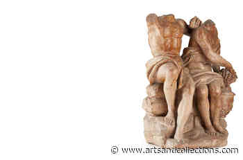 Piamontini Terracotta Highlighted at Balcarres House Auction - Arts & Collections - Arts and Collections International