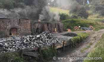 Cierran horno para transformar carbón en Tausa, Cundinamarca - - Noticias Día a Día
