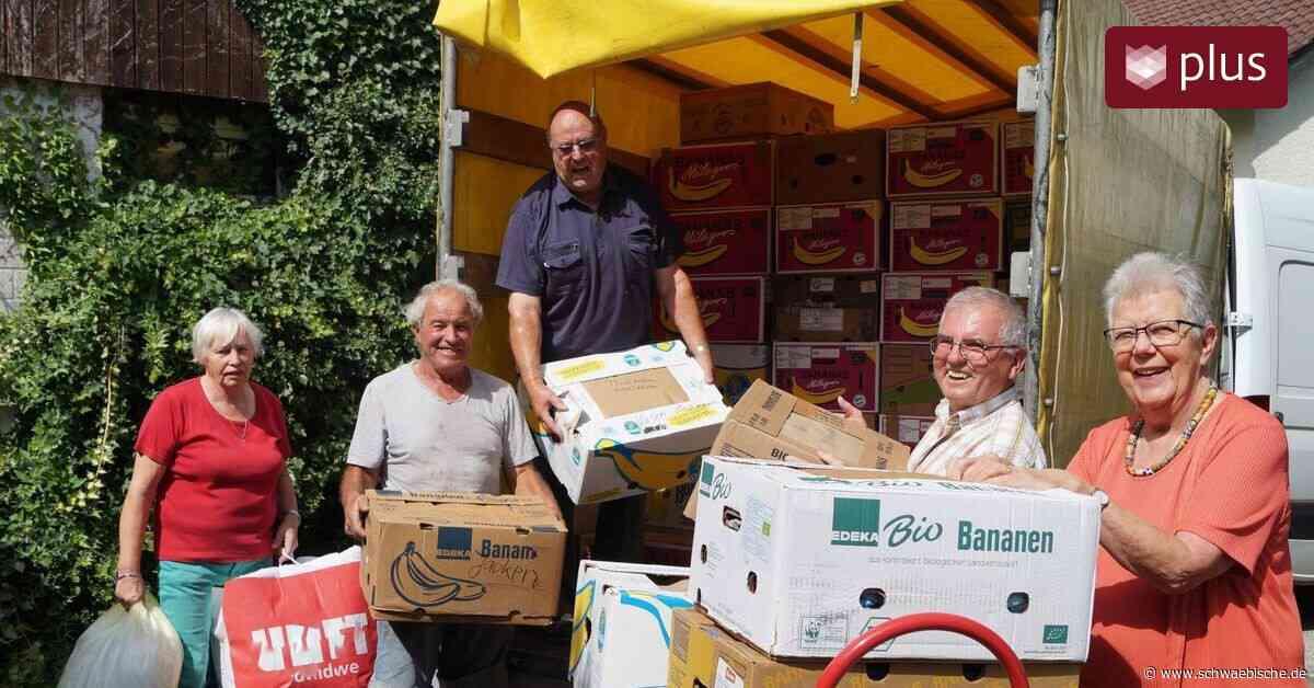 Spenden aus Meckenbeuren gehen wieder ins rumänische Temeswar - Schwäbische