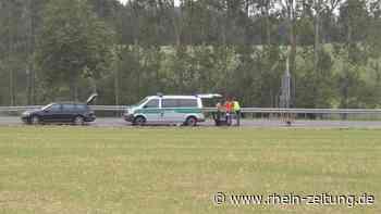 Unfall zwischen Dierdorf und Herschbach: Motorradfahrer schwer verletzt - Rhein-Zeitung