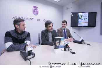 El diseñador Adolfo Domínguez presenta en Gandia su libro Juan Griego - ondanaranjacope.com