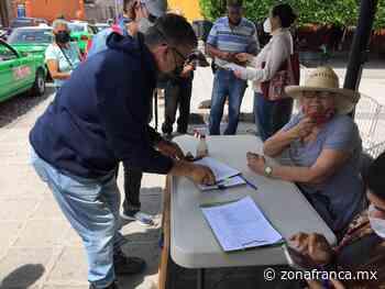 Recaban firmas en San Miguel de Allende para enjuiciar ex presidentes - Zona Franca
