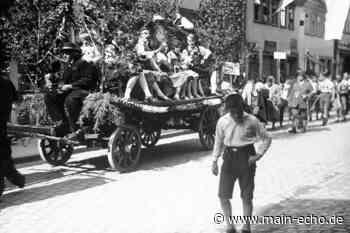 125 Jahre und kein bisschen müde: Odenwaldklub Miltenberg - Main-Echo
