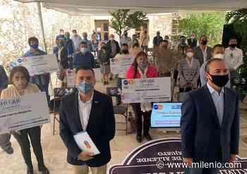 Destinan 60 mdp en apoyo a comerciantes de San Miguel de Allende - Milenio