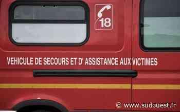 Lescar (64) : trois personnes blessées dans un grave accident sur l'autoroute - Sud Ouest